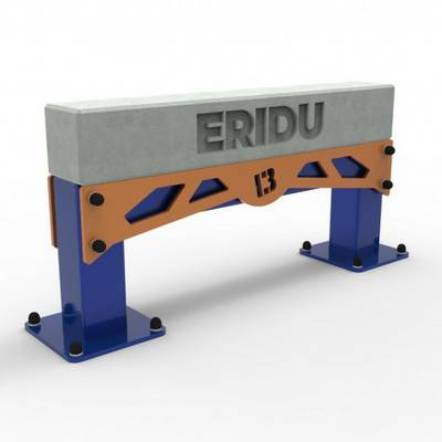 Eridu wall 45 RVL13 Street Workout Parks