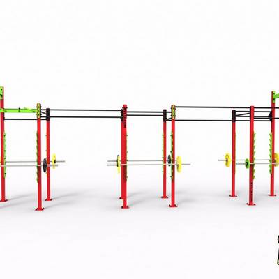 Crossfit RVL13 Street Workout Parks