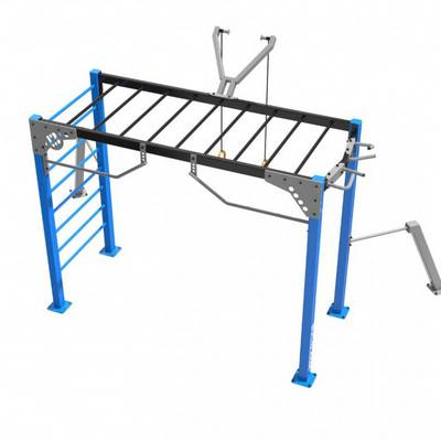Monkey Bar RVL13 Street Workout Parks