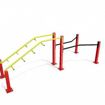 WCH Pull-up Combo RVL13 Street Workout Parks