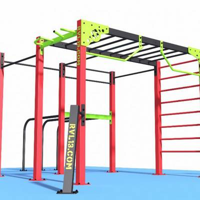 Nippur S RVL13 Street Workout Parks