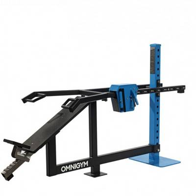 Incline Bench Press Omnigym Street Workout Parks