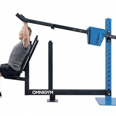 Front Press Omnigym Street Workout Parks