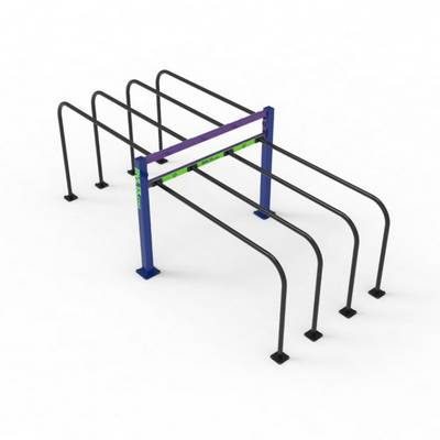 Dip 8 Octo Pack Dip RVL13 Street Workout Parks