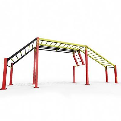 WCH Monkey Dome RVL13 Street Workout Parks