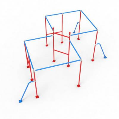 Eridu Double Cube RVL13 Street Workout Parks