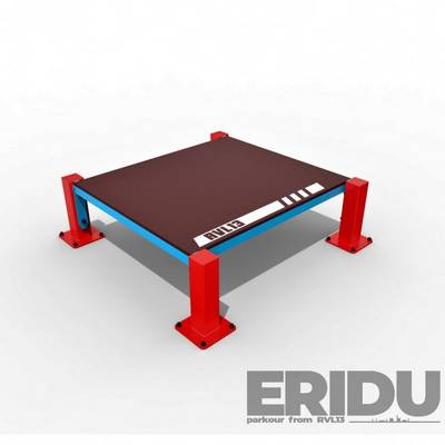 Eridu box 30 RVL13 Street Workout Parks