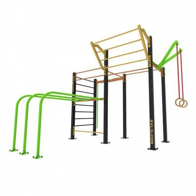 Double Rack RVL13 Street Workout Parks