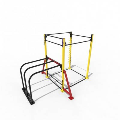 Mobile bar 1D RVL13 Street Workout Parks