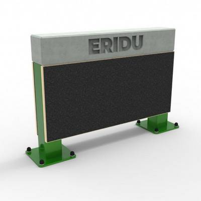 Eridu wall 65 RVL13 Street Workout Parks