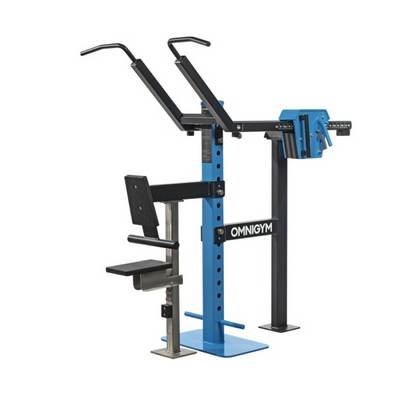 Lat Pulldown Omnigym Street Workout Parks