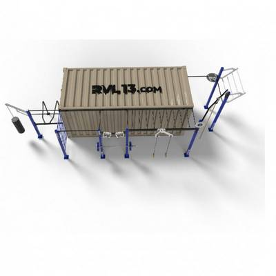 Container M RVL13 Street Workout Parks